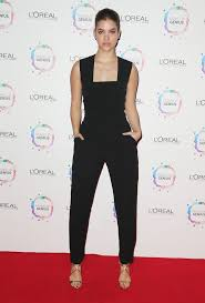barbara palvin l oreal paris launch
