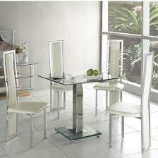 post navigation glass kitchen table sets