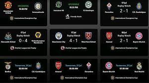 03.00 wibmanchester united vs manchester cityvenue: Mu Vs Inter Milan 2019 Streaming