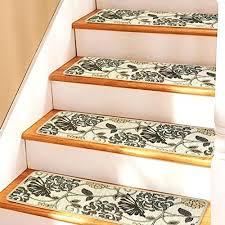 rug stair treads non skid stair treads carpet stair treads non slip set of indoor skid
