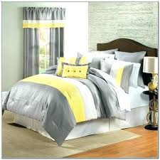 yellow and grey bedspread blue bedding sets beds home furniture duvet cover