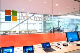 Microsoft office redmond Workplace Microsoft Office Redmond Showroom Microsoft Redmond Office Tour Geekwire Microsoft Office Redmond Showroom Microsoft Redmond Office Tour