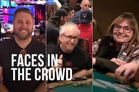 Casino Security Faces In The Crowd Cancer Survivor Cpa Crazy Casino Security