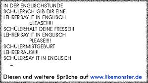 Englisch Lehrer Are You Finishschüler No Im German Tolle