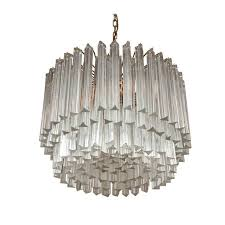murano glass chandelier in camer style for venini amarynth lighting inspirations 17