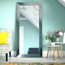 narrow wall mirror tall mirrors wide long