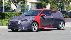 2018 hyundai veloster turbo specs. simple hyundai hyundai veloster 2018 spy shots in 2018 hyundai veloster turbo specs