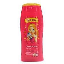 Купить <b>Пена для</b> ванн «<b>Принцесса</b>» - <b>Принцесса</b> Сказочная, 250 ...