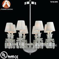 baccarat crystal chandeliers 8 light baccarat crystal chandelier replica baccarat crystal chandeliers for