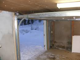 low clearance garage doorEpic Low Headroom Garage Door Installation Exterior Hardware