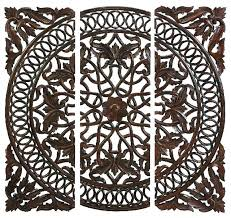 awesome to do carved wooden wall art panel white wood door mermaid 3 panels uk chic wooden wall art panels carved