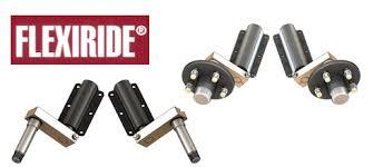 torsion trailer axles. flexiride® torsion axle systems trailer axles r