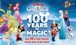 Gwinnett Arena Seating Chart Disney On Ice Disney On Ice Celebrates 100 Years Of Magic Tickets In
