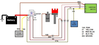 ignition switch wiring mustang forums at stangnet be this simplified color diagram will help