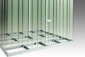 flooring options for garden sheds