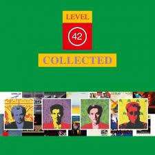 <b>LEVEL 42</b> - <b>COLLECTED</b> - Music On Vinyl
