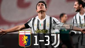 Juventus vs Genoa 3-1 Highlights ...