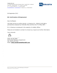021 Income Verification Letter Proof Of Employment Template