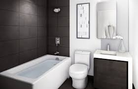 excellent small narrow bathroom ideas with tub and shower at small