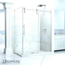 how to install dreamline shower door bathtub doors aqua installation post