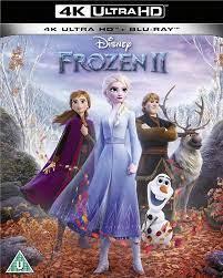 frozen 2 2019 4k ultra hd blu ray