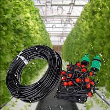 25m diy automatic micro drip irrigation system plant watering garden hose kits with adjule dripper smart controller suits from china dhgate
