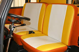 vw bus seats and steering