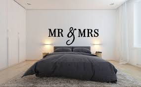 mr and mrs wooden letters wall decor bedroom home monogram mr mrs font