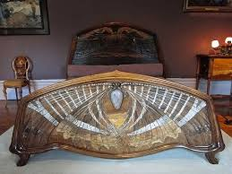art bedroom furniture. a mothinspired bed art nouveau bedroomart furnitureart bedroom furniture l