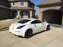 nissan 350z white custom. prevnext nissan 350z white custom
