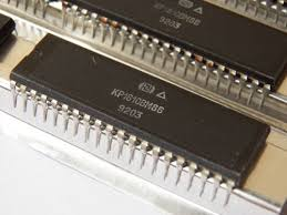 Vintage ex-<b>USSR</b> CPU <b>KR1810VM86</b> #2 clone i8086 QTY=24