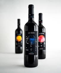 Cool Wine Labels La Sera Wine Beer Wine Wine Label Design Wine