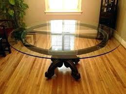84 round table seats how many inch ts