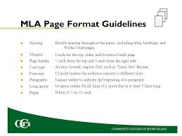 Title Mla How To Title An Essay Mla