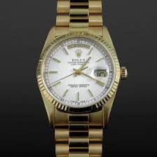 buy sell pre owned watches used women s men s rolex watches men s 18k yellow gold day date pre owned rolex