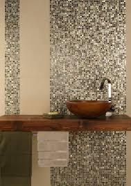 Mosaic Tile Home Interior Bathroom Mosaic Tile Design Ideas