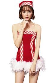 Sexy asian costume tube