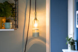 Diy Lamp Gemaakt Van Een Wijnfles Enter My Attic