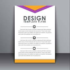 Advertisement Brochure Gorgeous Flyer Design Posters Brochures For Printing And Advertising
