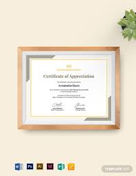 Templates For Certificates 270 Free Certificate Templates Word Psd Indesign