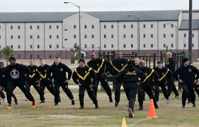 New Fitness Test Presents Challenges For Army National Guard