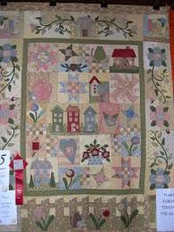 Rosewood Cottage - Picket Fence Border, Borders & Finishing Quilt ... & Rosewood Cottage by Nancy Odom Adamdwight.com