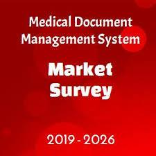 Mckesson Medical Charting Global Medical Document Management System Market Forecast To