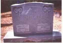 John Wesley Caldwell (1809-1875) - Find A Grave Memorial