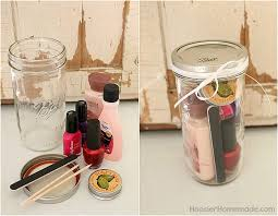 Decorating Mason Jars With Ribbon DIY Mason Jar Gifts Girls Night In Hoosier Homemade 86