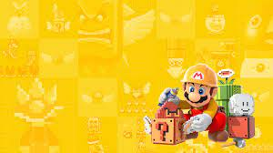 47+] Super Mario Maker Wallpaper on ...