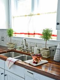 Pictures Of Kitchen Countertops And Backsplashes Extraordinary How To Decorate Kitchen Counters HGTV Pictures Ideas HGTV