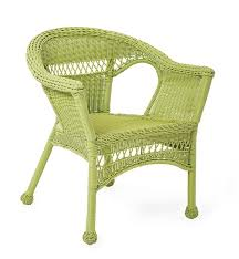 green resin wicker outdoor furniture. easy care resin wicker chair green outdoor furniture f