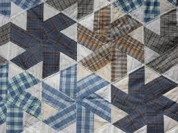 SWIRLS QUILT FROM MENS' SHIRTS   Shirt quilts, Patterns and Hand ... & Plaid quilt · men's shirt quilt patterns ... Adamdwight.com