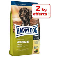 Animalerie Croquettes <b>Happy Dog Supreme</b> 125 kg 2 x 1 kg en ...